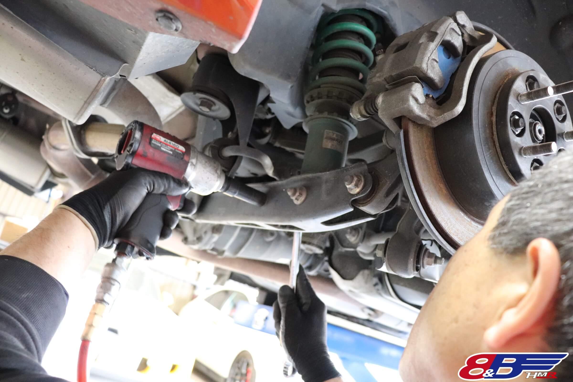 トヨタ86(ZN6)TEIN車高調