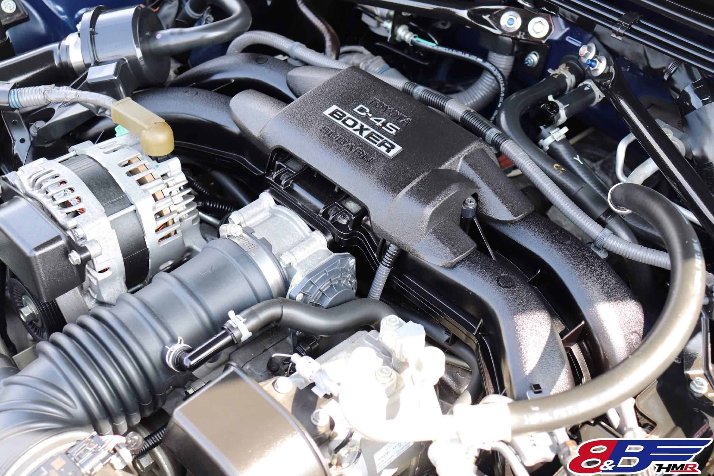BRZ F20Aエンジン