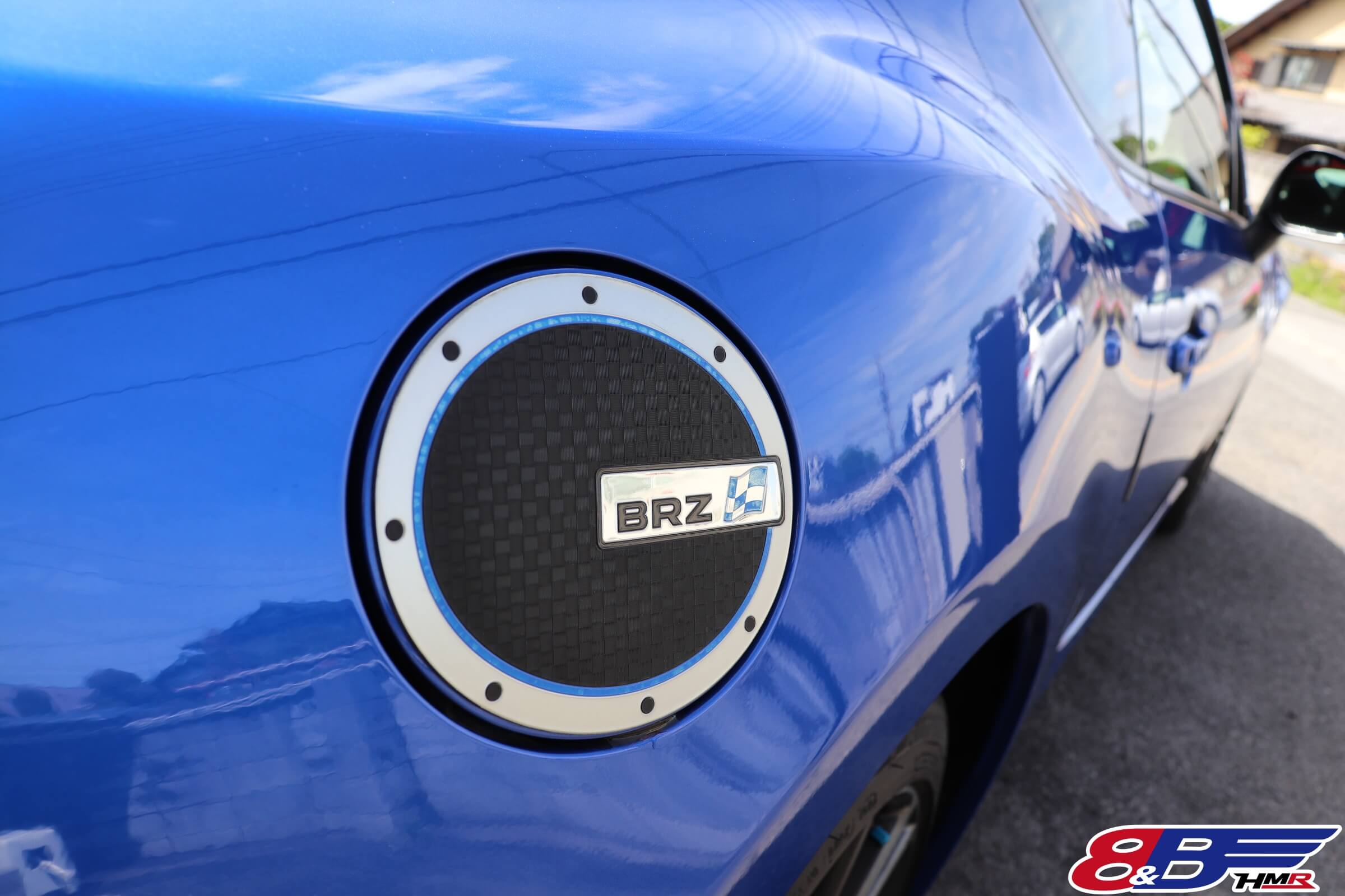 スバルBRZ(ZC6)フューエルリッド