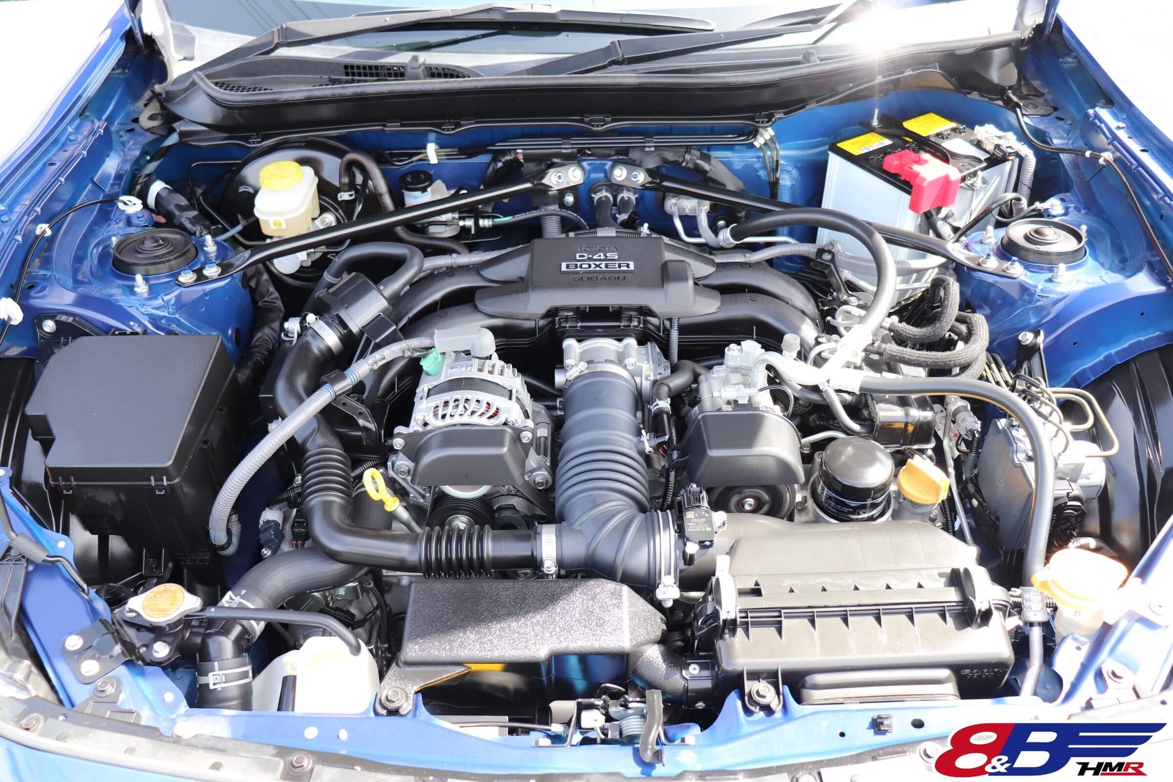スバルBRZ(ZC6)エンジン