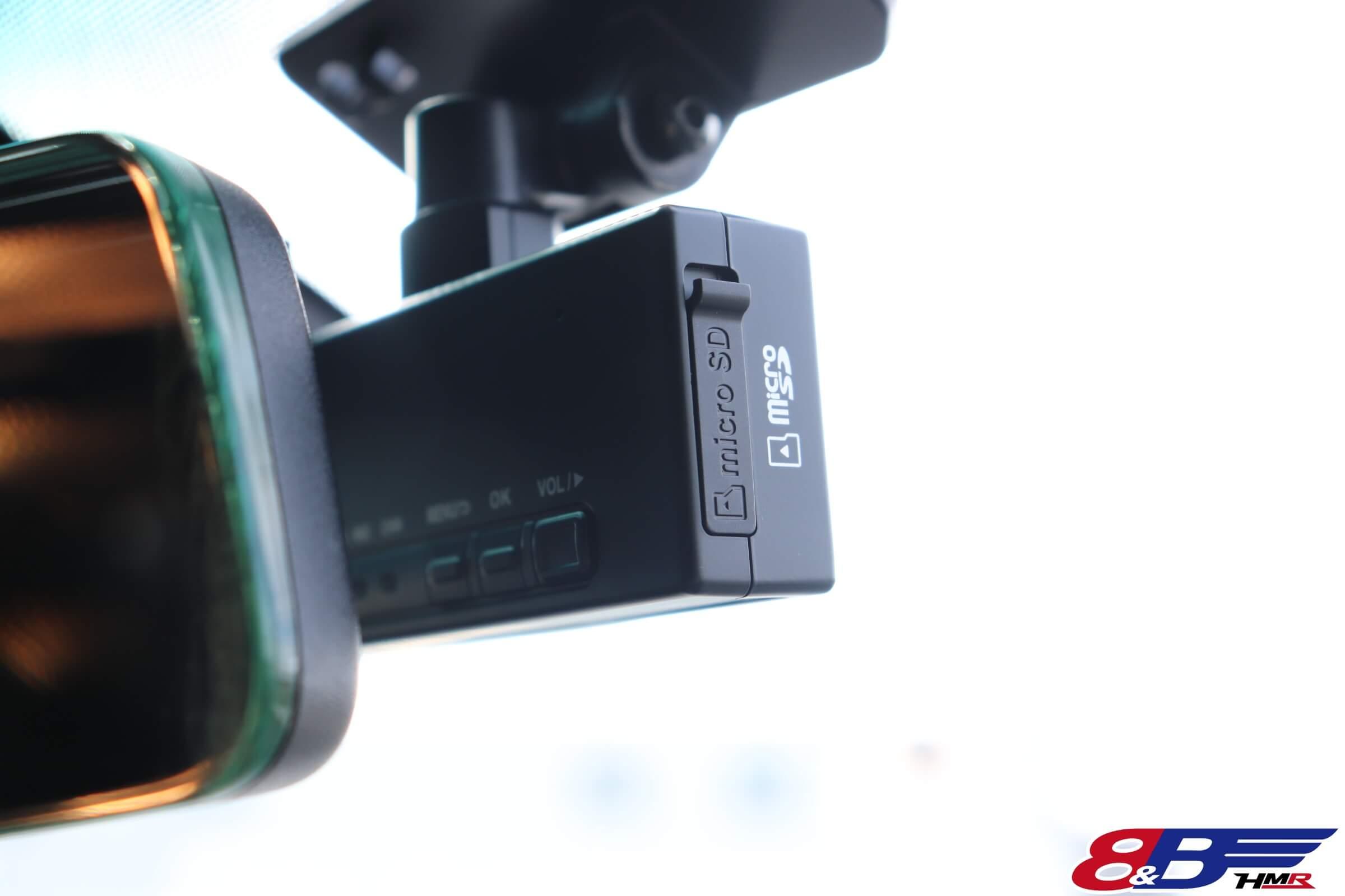 トヨタ86(ZN6)ドライブレコーダー