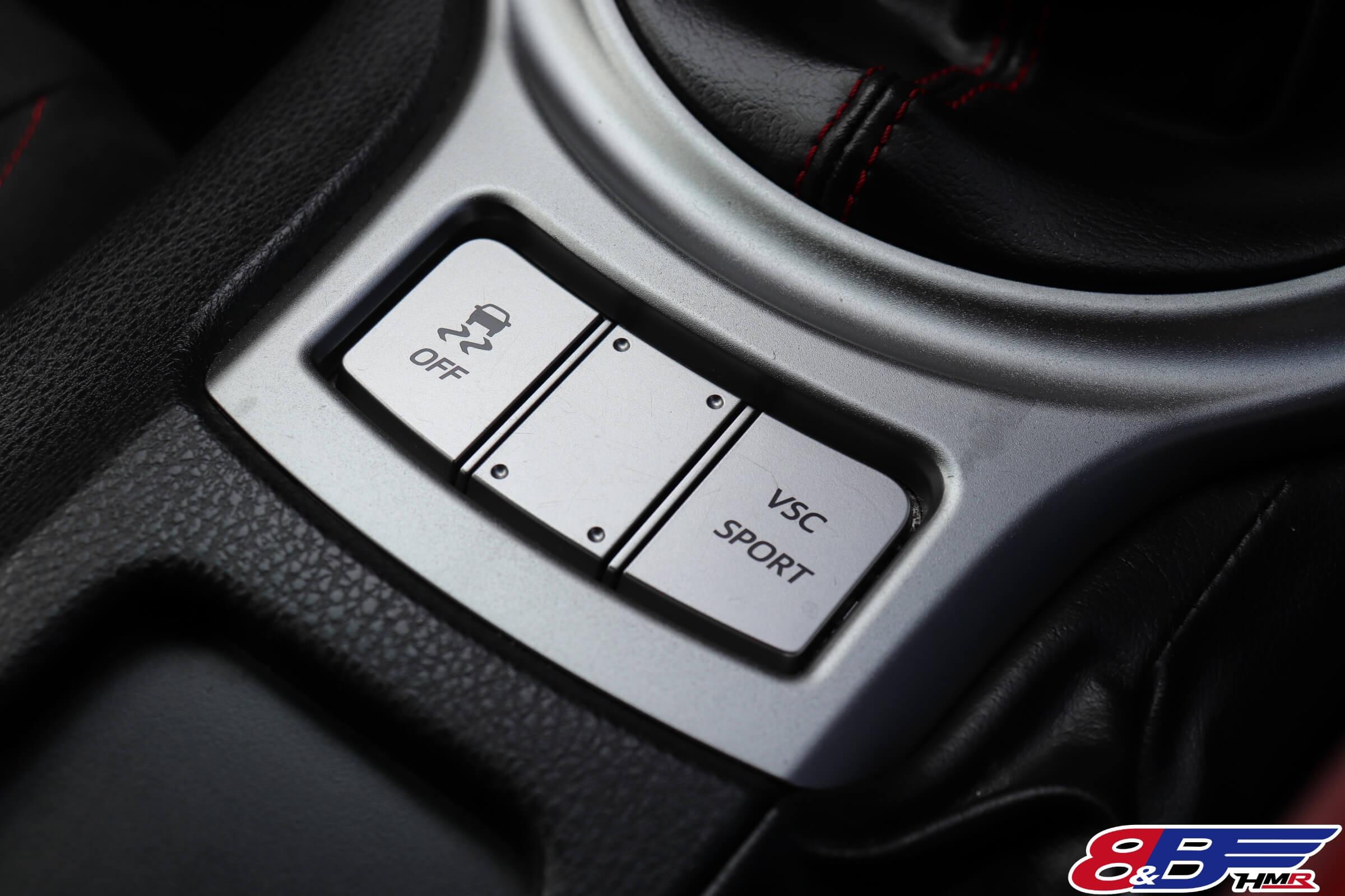 トヨタ86(ZN6)VDCスイッチ