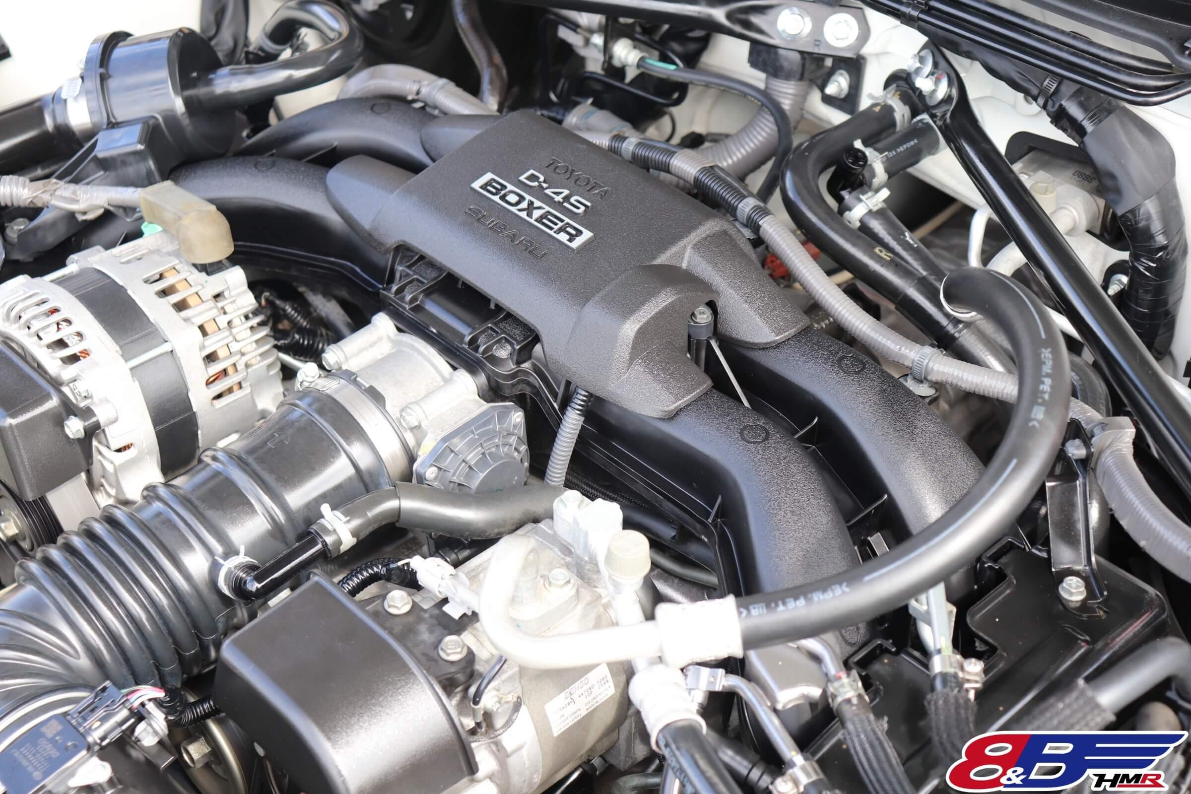 トヨタ86(ZN6)エンジン