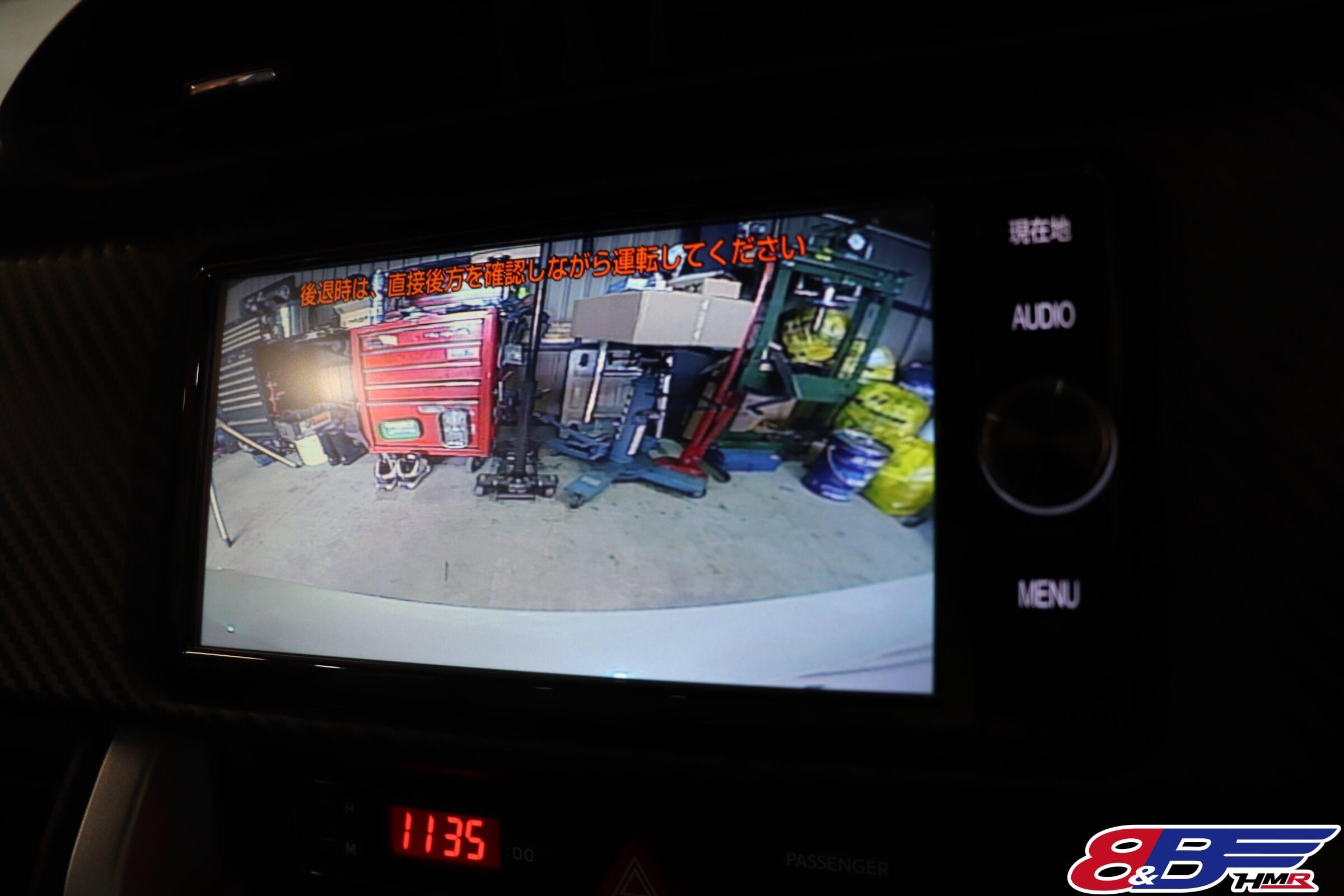 W66T 純正ナビ バックカメラ