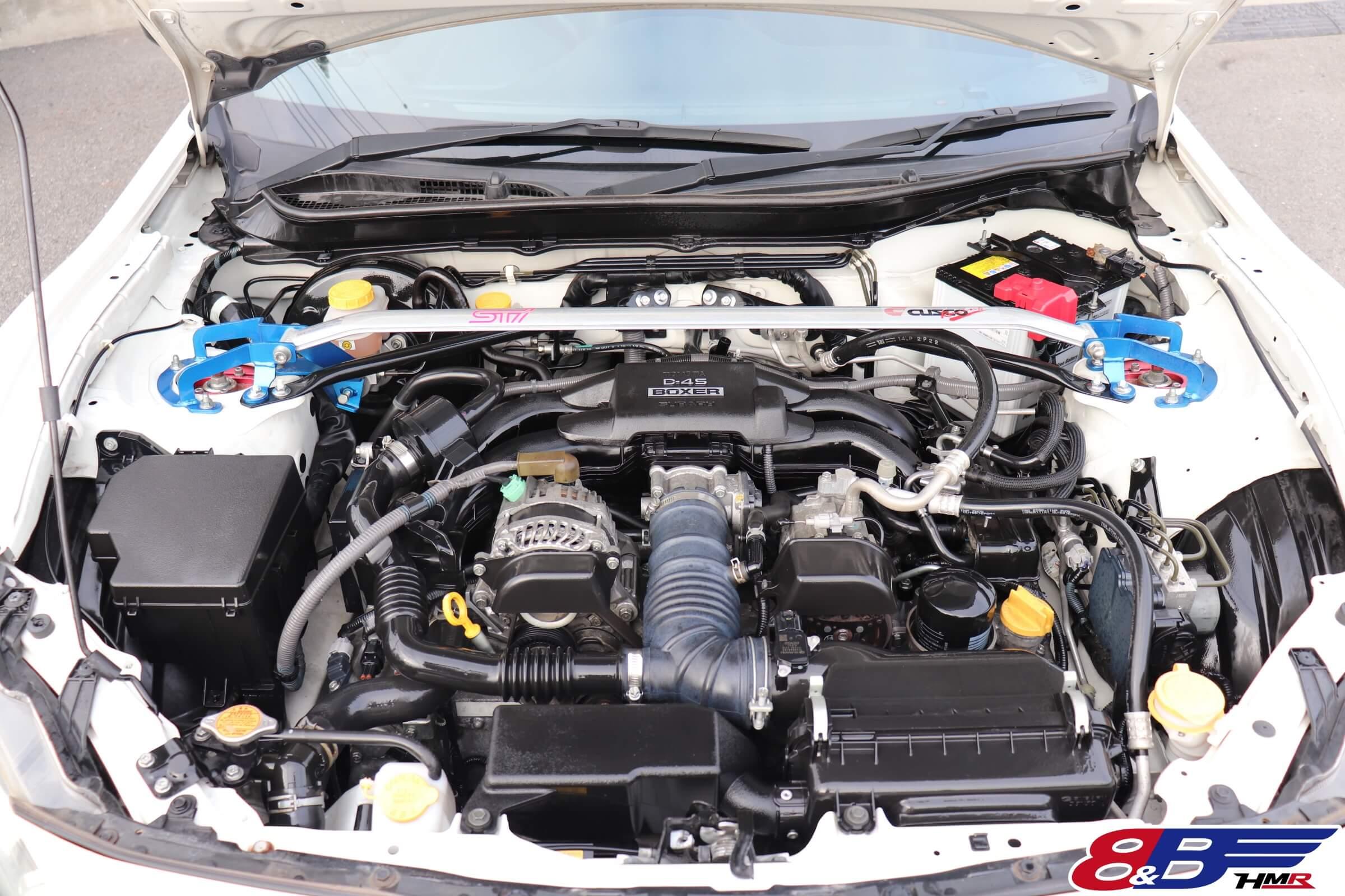 BRZ(ZC6)エンジン