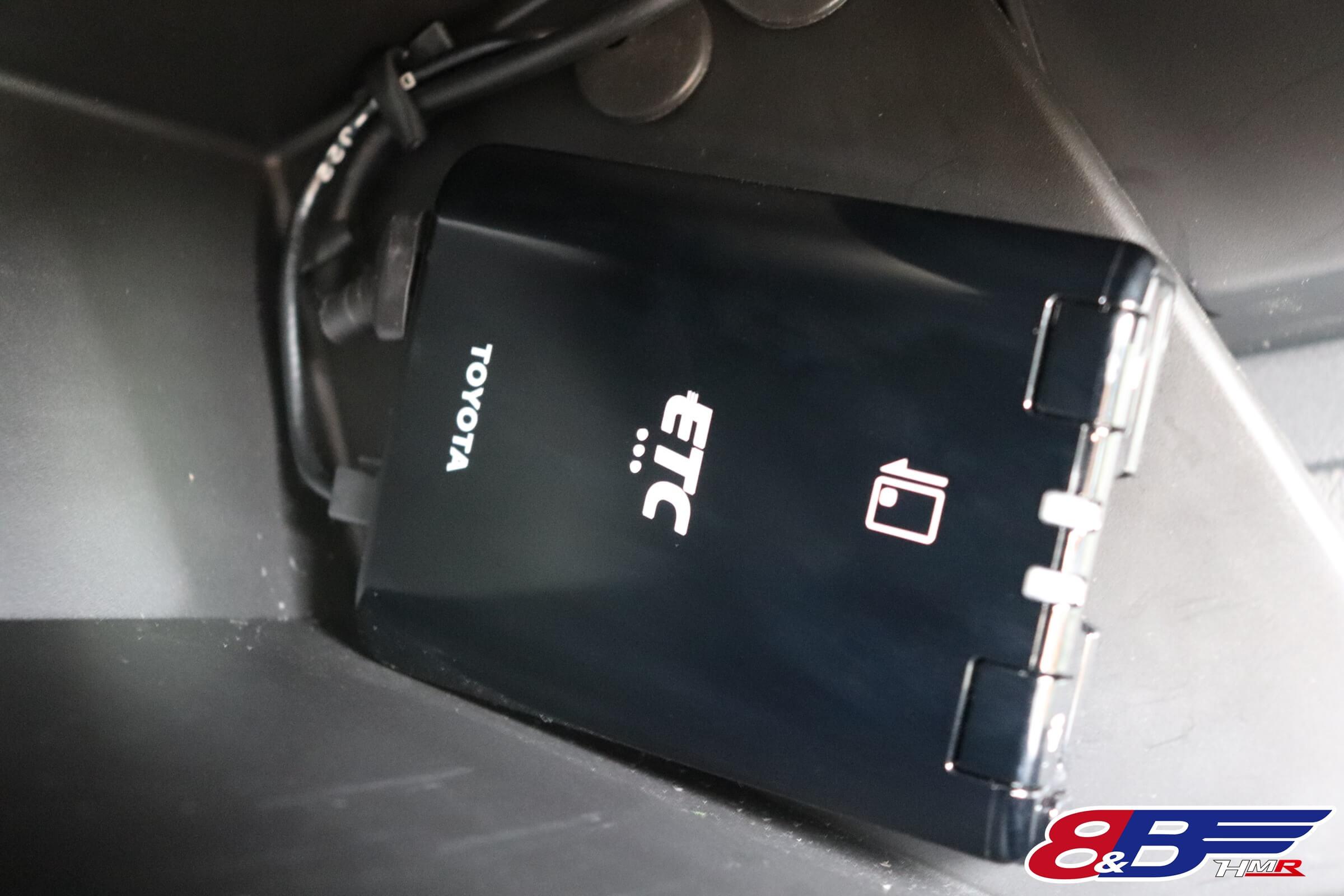 トヨタ86(ZN6)ETC