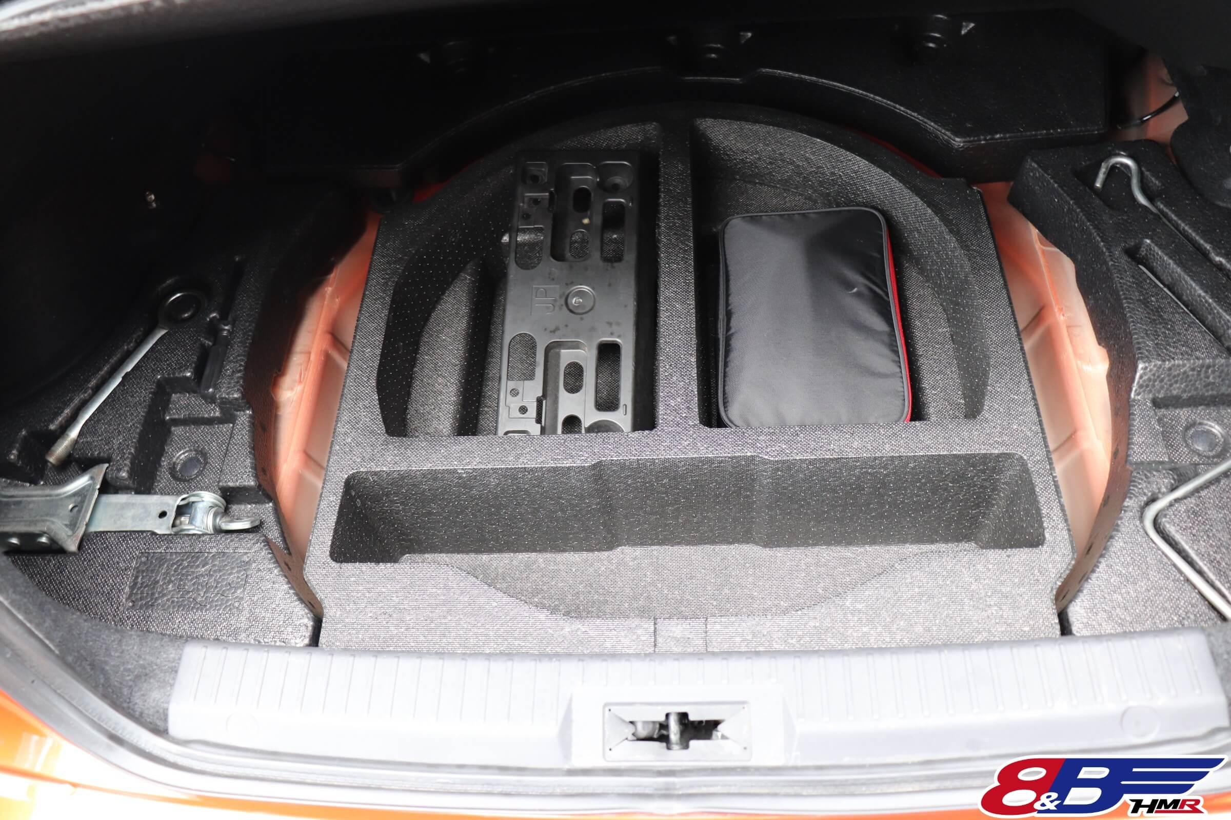 トヨタ 86 車載工具