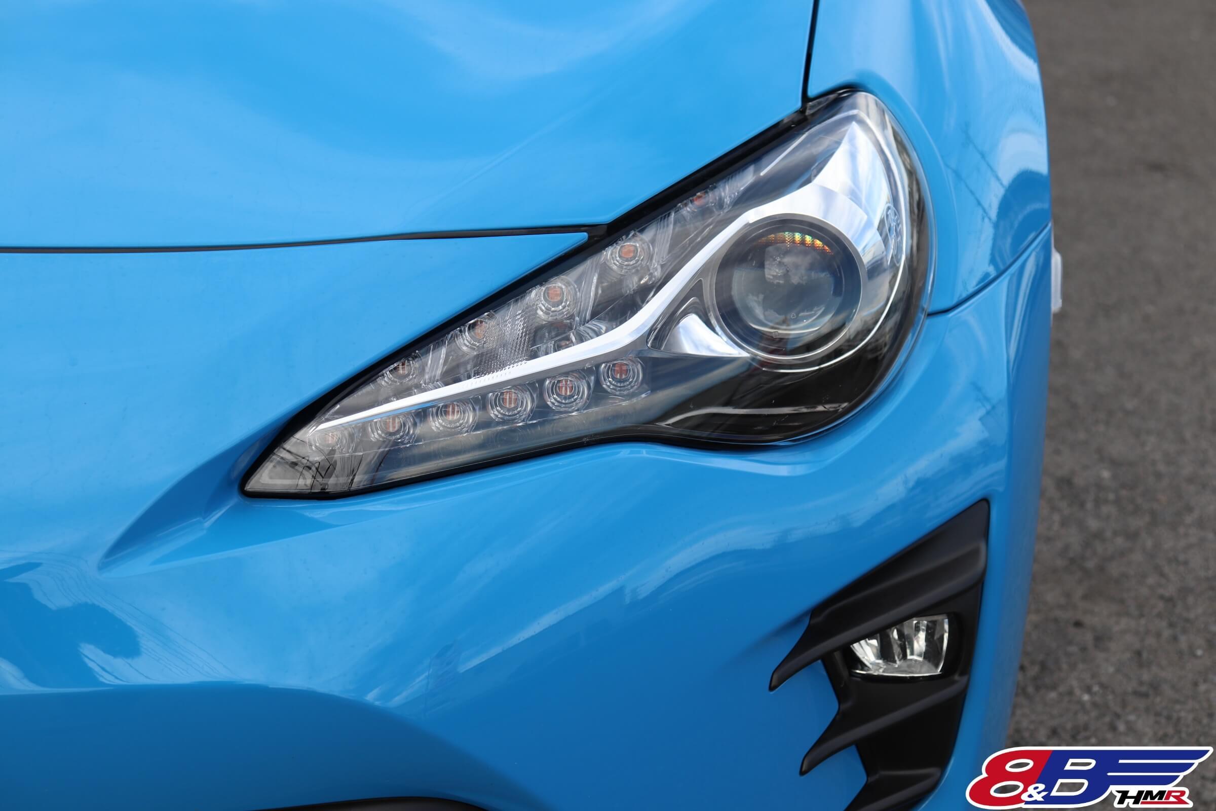 トヨタ86(ZN6)LEDヘッドライト
