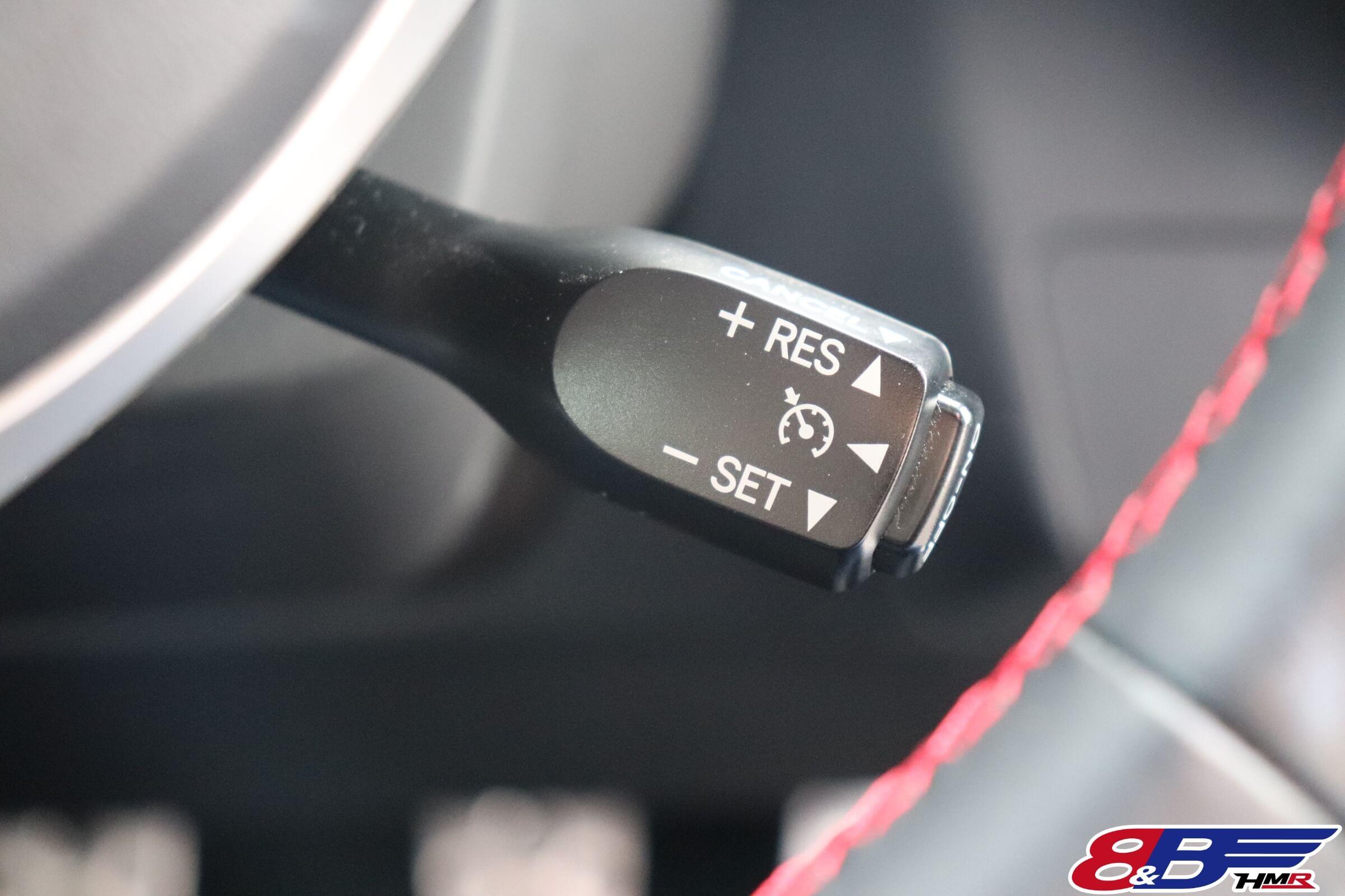 トヨタ86(ZN6)クルーズコントロール
