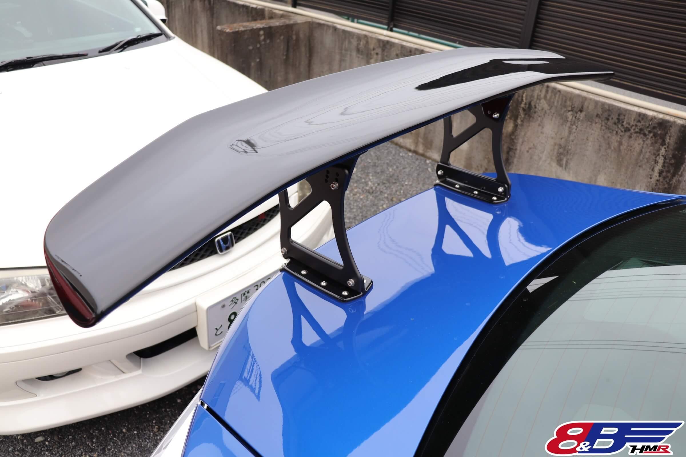 BRZ プロコンボジットカーボントランク&GTウィング