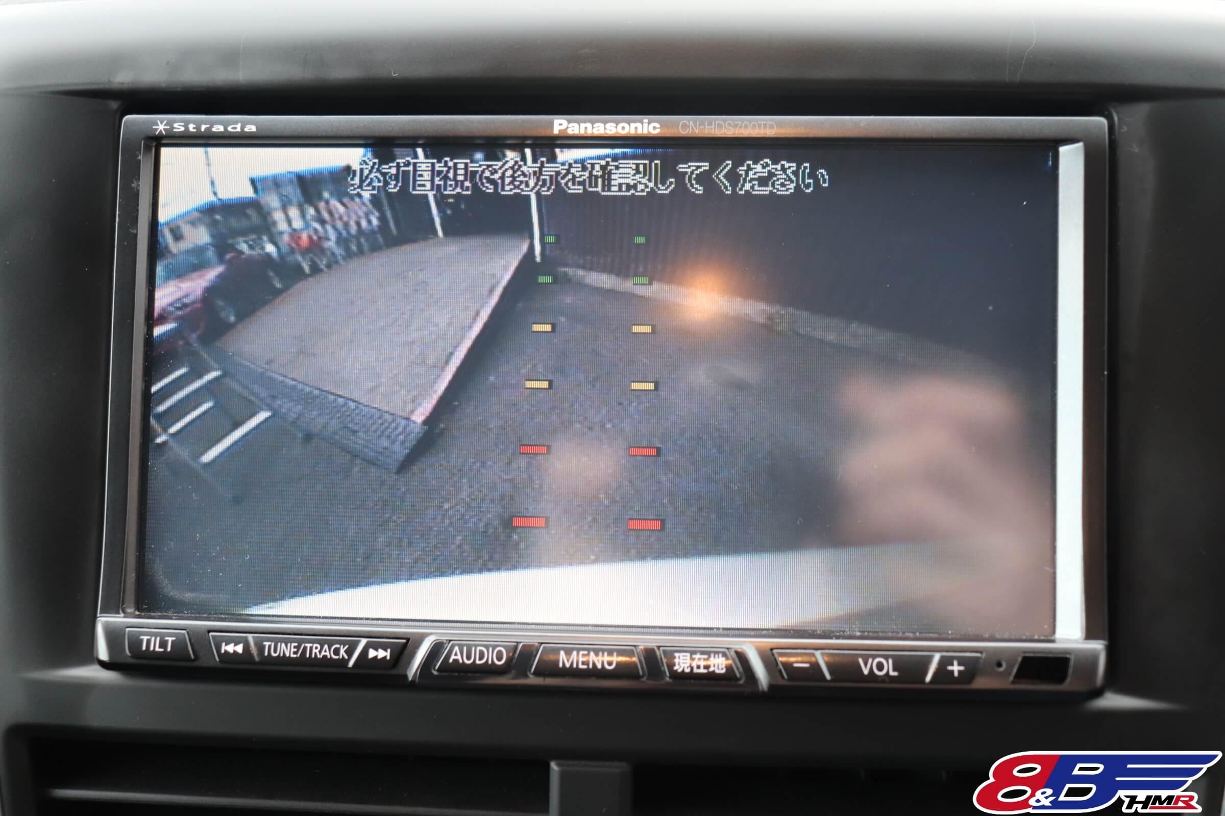 フォレスター(SH5)2.0XS バックカメラ
