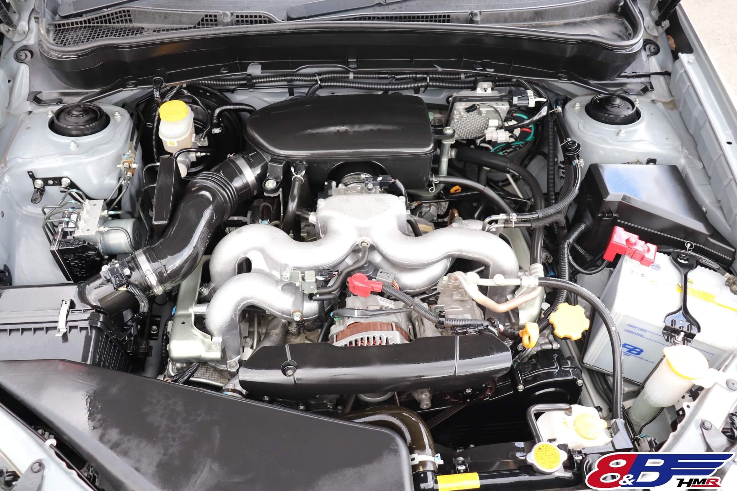 フォレスター(SH5)2.0XS エンジン