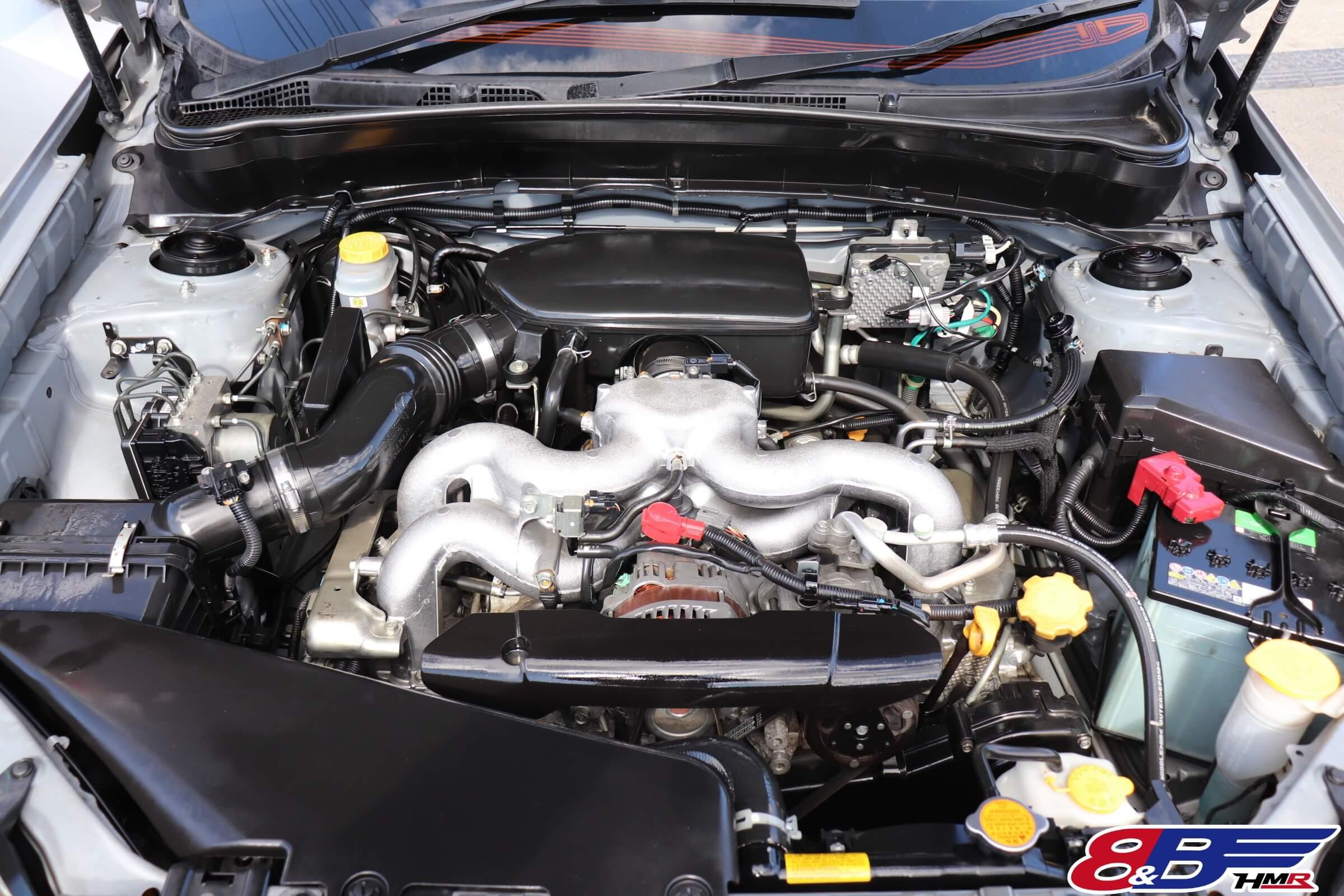 フォレスター(SH5)エンジン