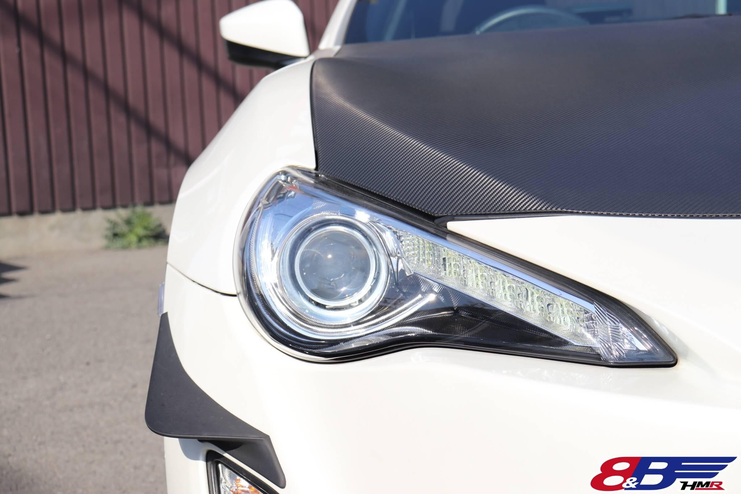 トヨタ86(ZN6)ヘッドライト