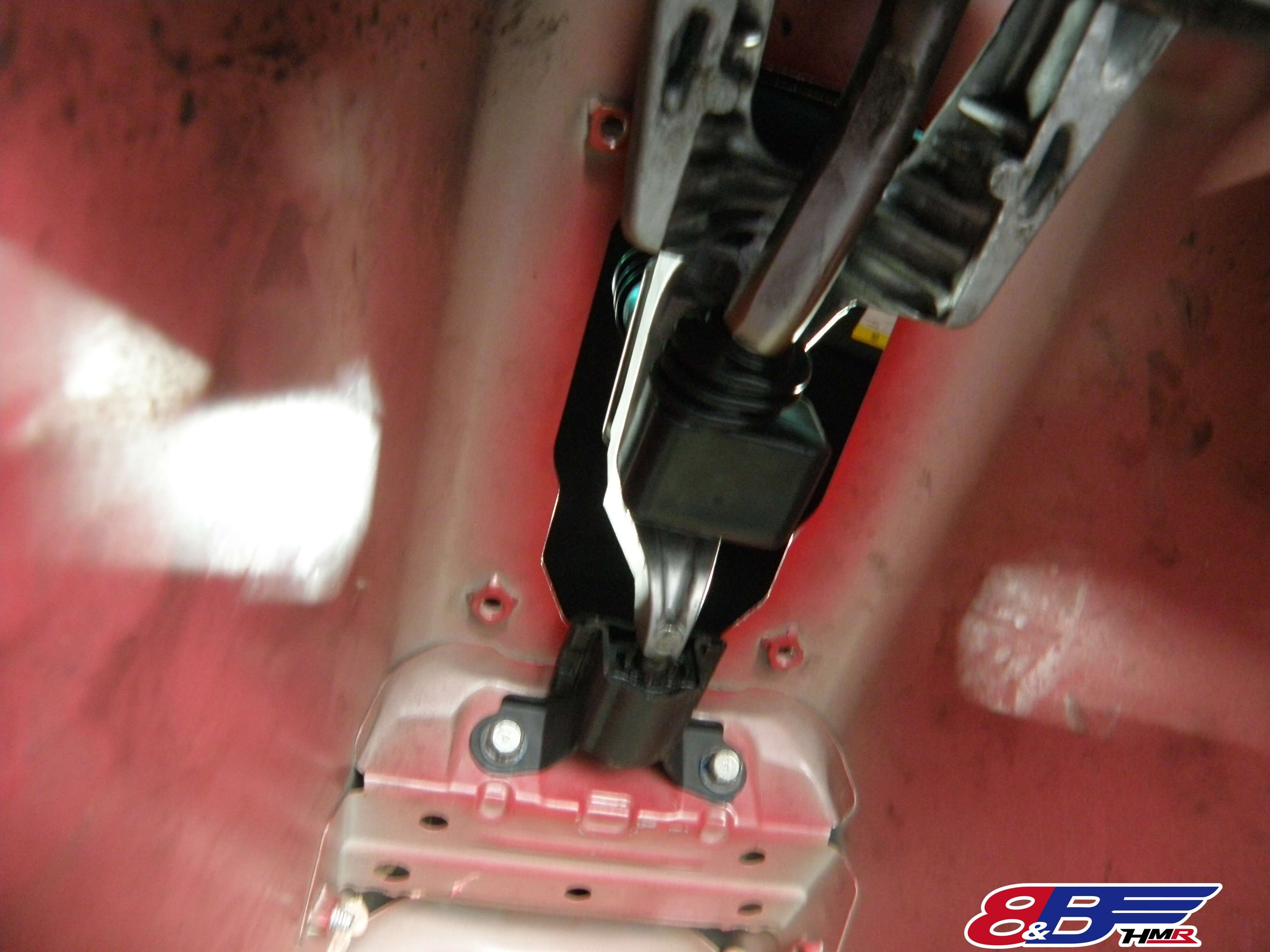 トヨタ 86 ZN6 シフトリンク取り付け