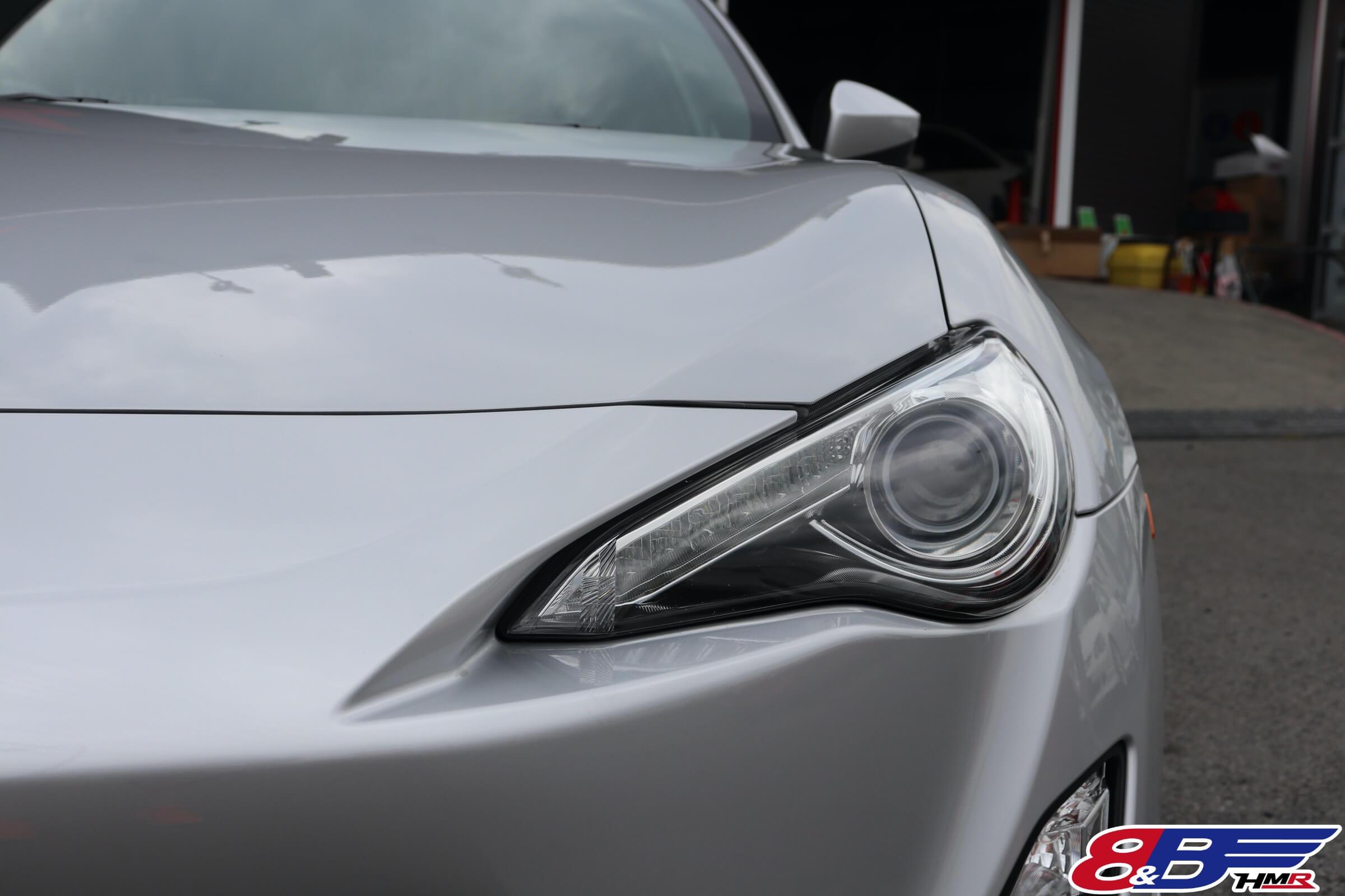 トヨタ86(ZN6) ヘッドライト