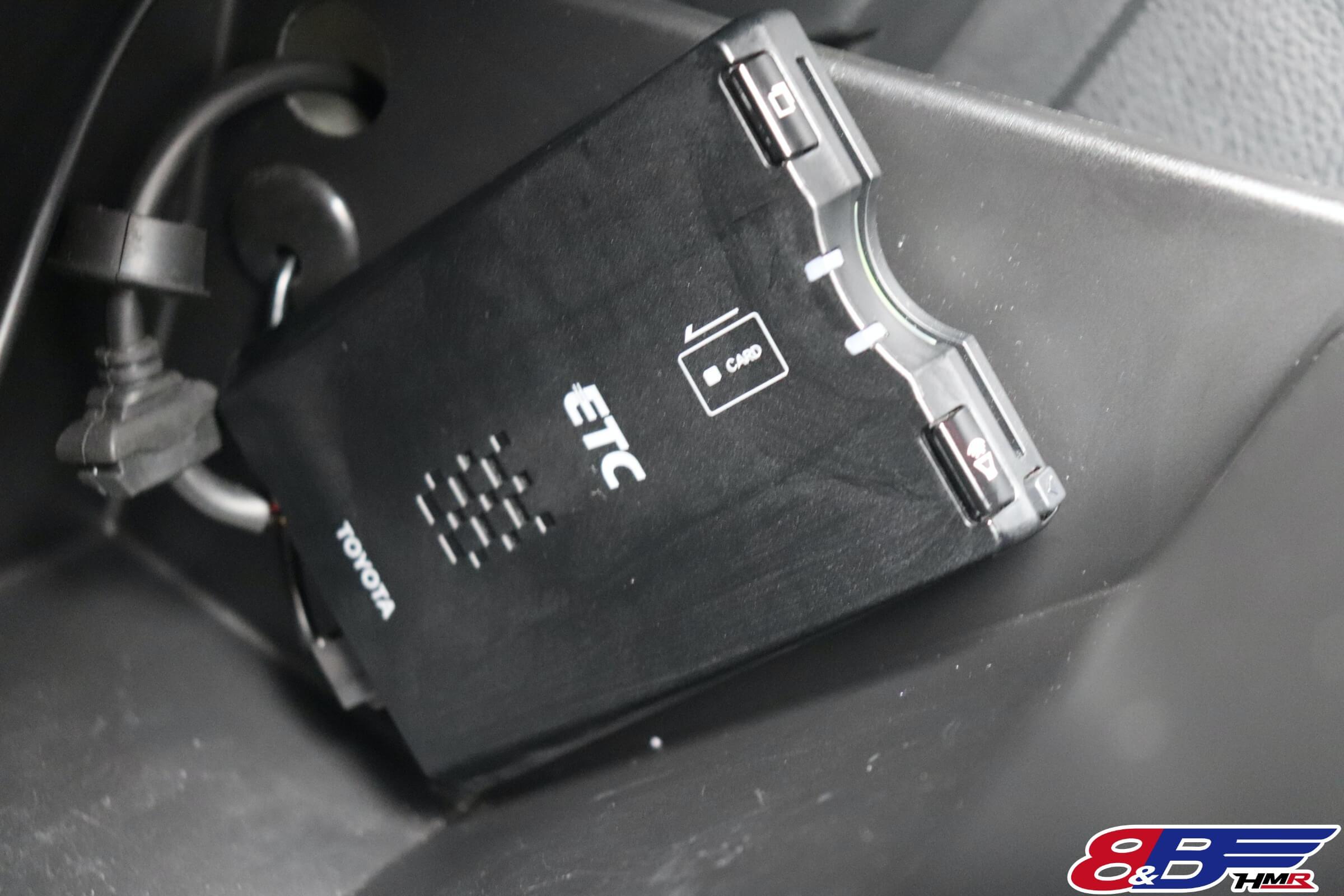 トヨタ86(ZN6) ETC