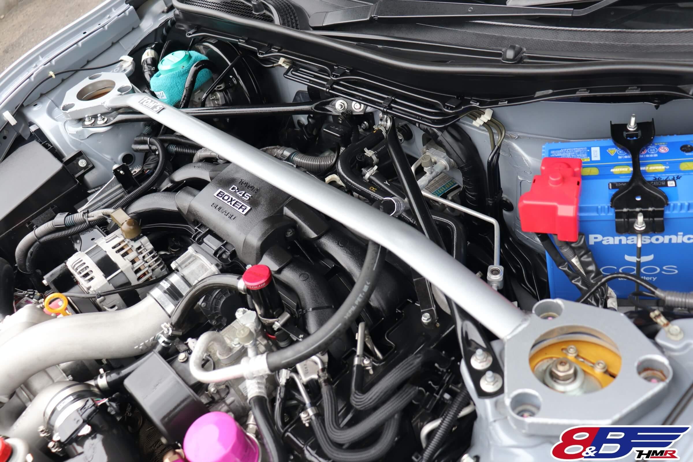 トヨタ86(ZN6) トムスタワーバー
