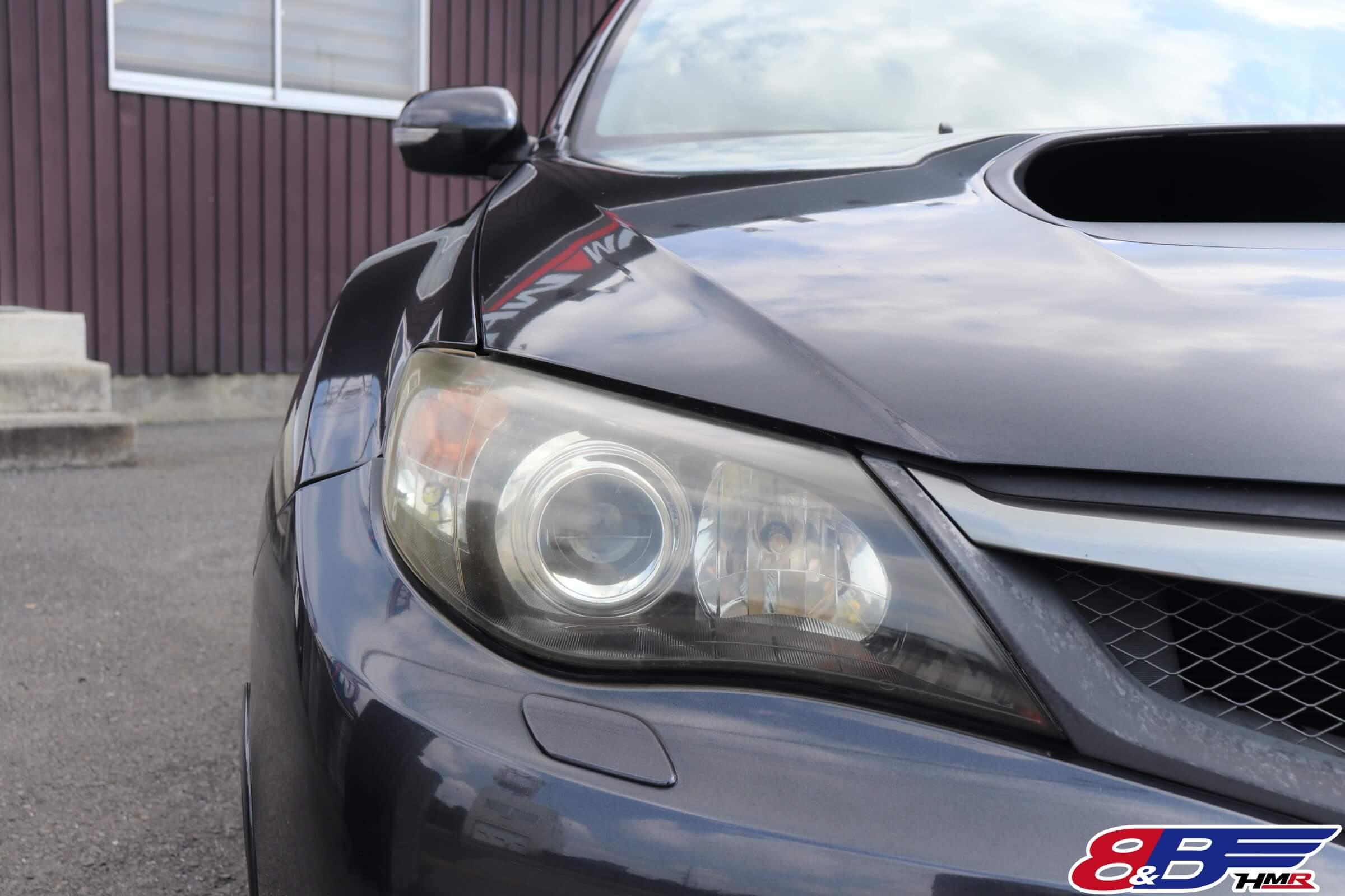 インプレッサWRX STI(GRB) ヘッドライト