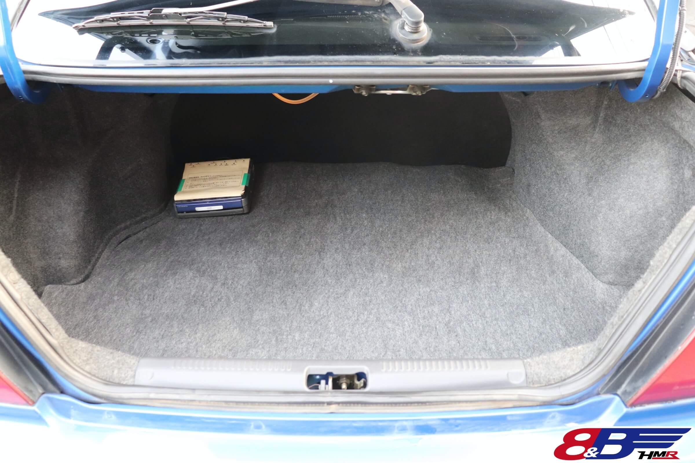 インプレッサWRX STI(GDB) トランク