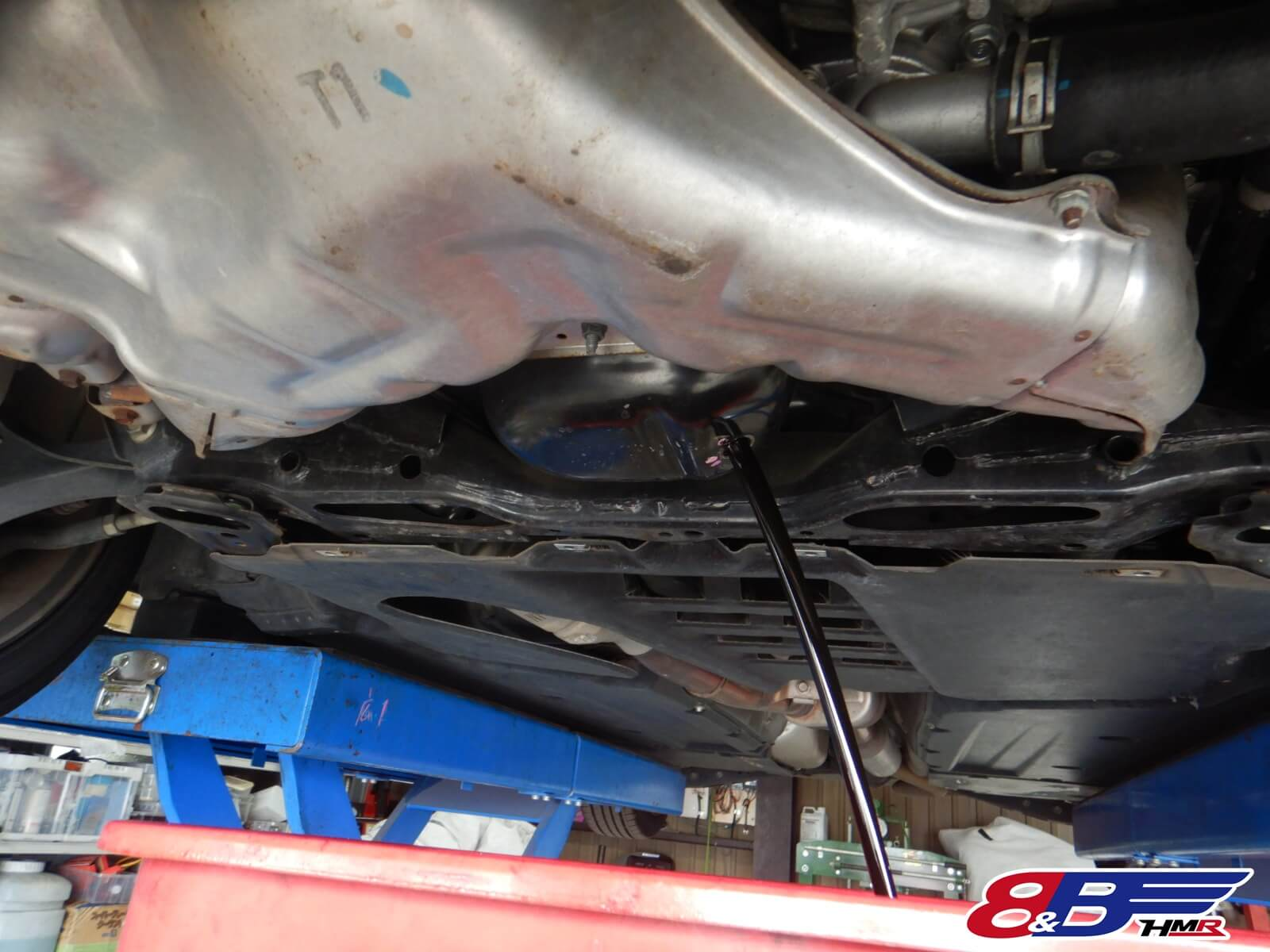 86(ZN6)納車前整備