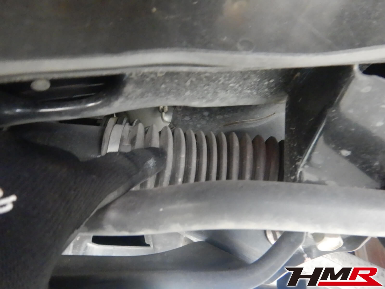 インプレッサWRXSTI(GVB)納車前点検整備