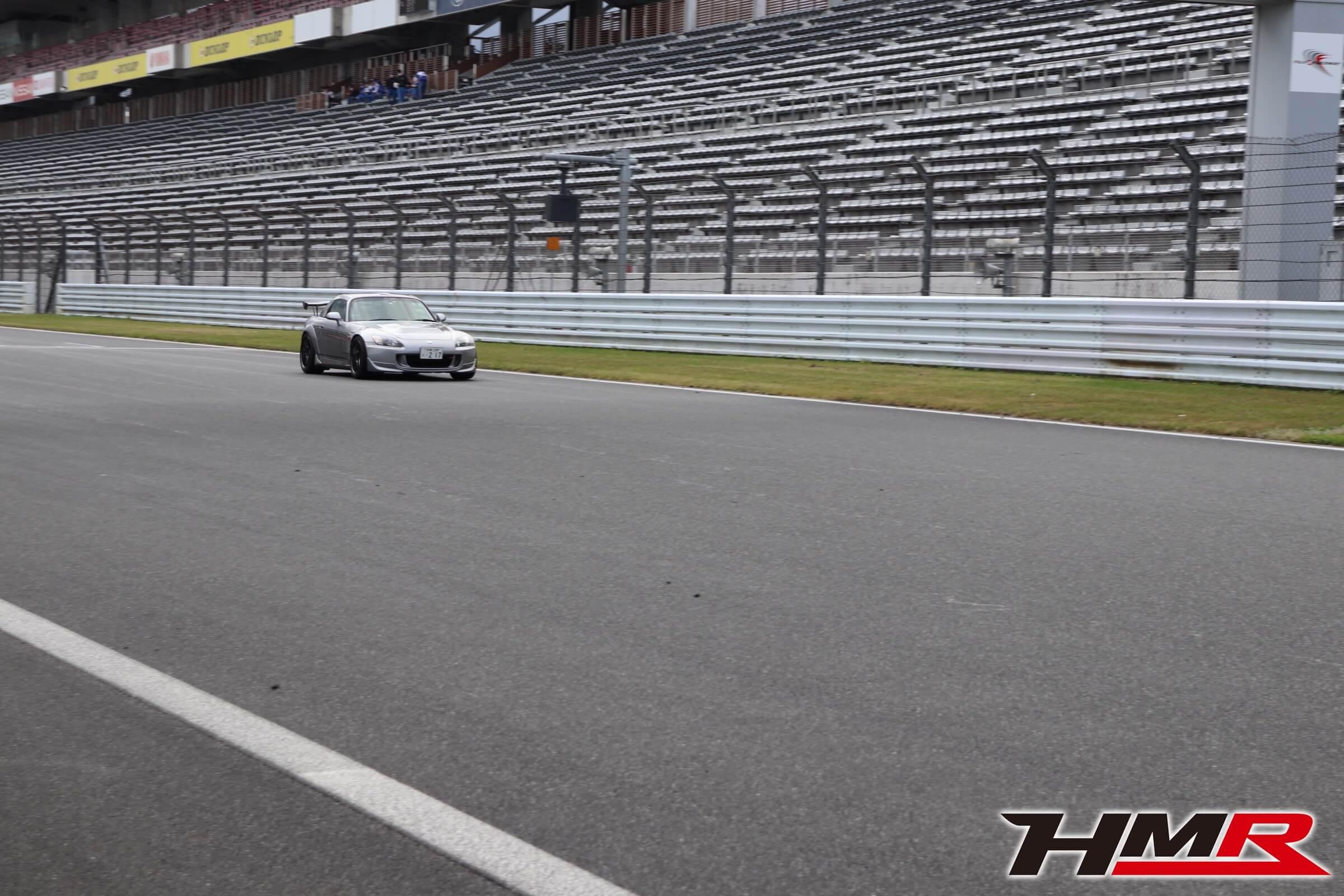 HMR S2000 富士スピードウェイテスト