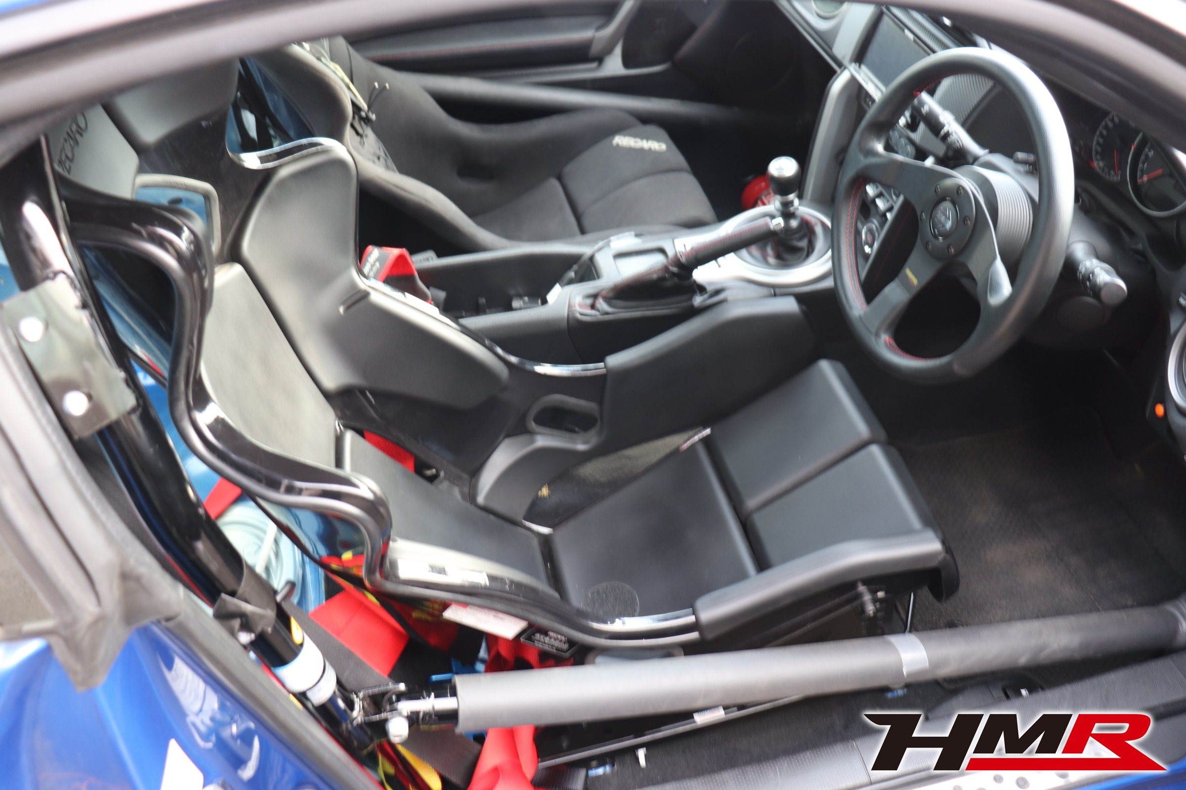 HMR BRZ PRO RACER RMS 2700G取付け